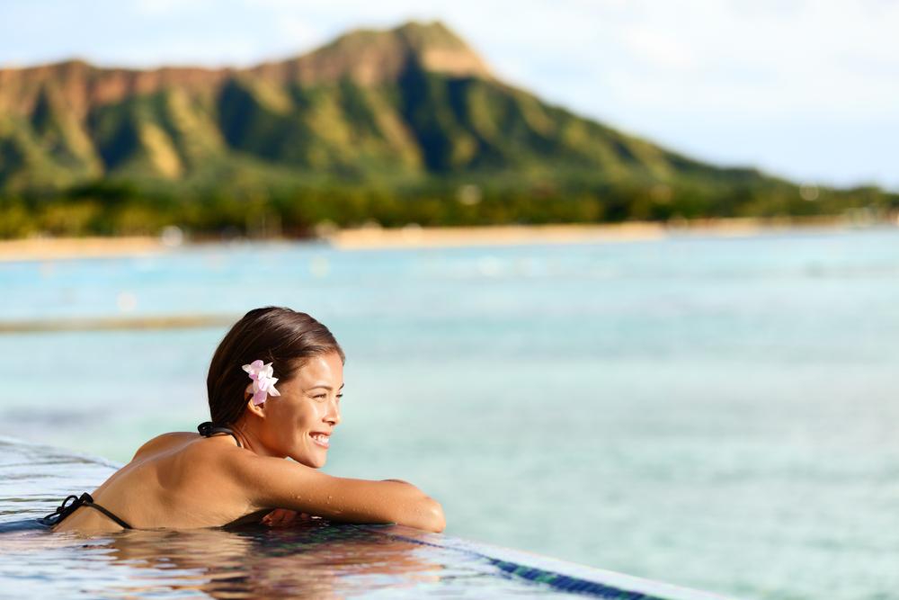 ハワイでエステ旅行